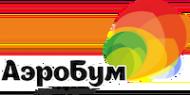 Логотип компании АэроБум