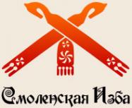 Логотип компании Смоленская изба