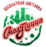 Логотип компании СмолПицца