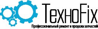 Логотип компании ТехноFix