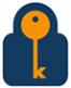 Логотип компании Криптограф