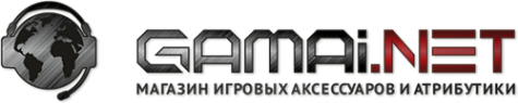 Логотип компании GAMAI.NET
