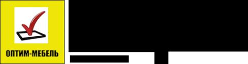 Логотип компании Оптим-Мебель