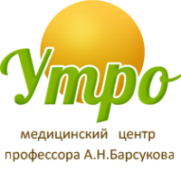 Логотип компании Утро