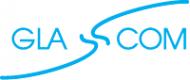 Логотип компании ГлассКОМ