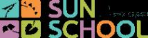 Логотип компании Английский детский сад Sun School Смоленск
