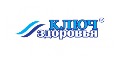Логотип компании Ключ здоровья