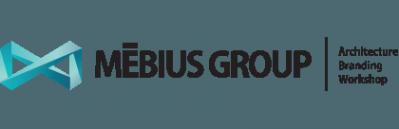 Логотип компании Мебиус