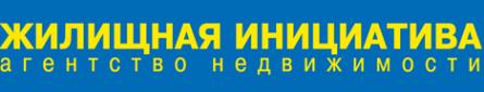 Логотип компании Жилищная Инициатива