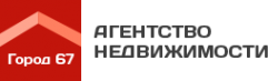 Логотип компании Город 67