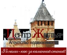 Логотип компании Центр-жилья