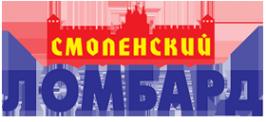 Логотип компании Ломбард Смоленский