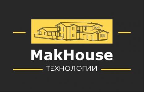 Логотип компании MakHouse