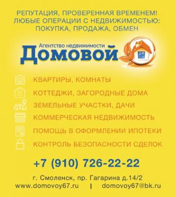 Логотип компании ООО АН Домовой